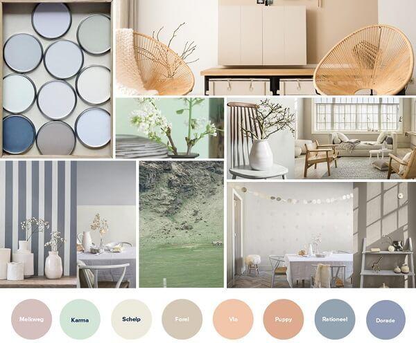 interieur-kleuren-2017-histor-puur   Color ◇ Blue   Pinterest ...