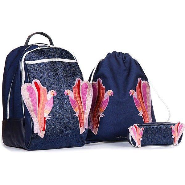 a96deef4ad6 Rugzak - James - Love Birds - Jeune Premier #schoolbag #cartable  #schulranzen #