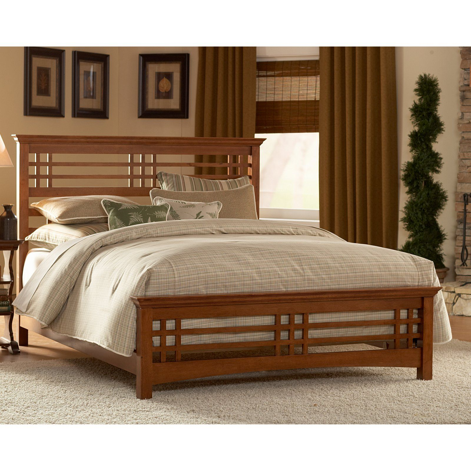 Fashion Bed Group Avery Bed, Size King Bed styling