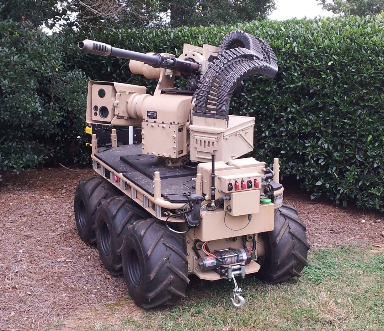 "Crows Used Cars Crowsusedcars: ""R-400S"" Remote Weapon System. EOS Has Upgraded Its R-400"