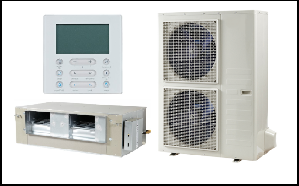 Energy Efficient Ducted Reverse Cycle Air Conditioning in