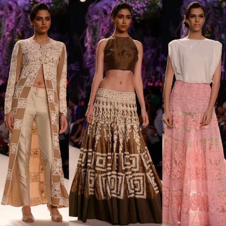LFW Summer Resort 2014: Sonakshi for Manish And Jacqueline For Tarun