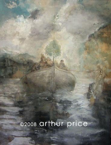 Paintings by Arthur Price