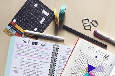 6 Instagram Must-Follows for the Bullet Journal Obsessed | Apartment Therapy