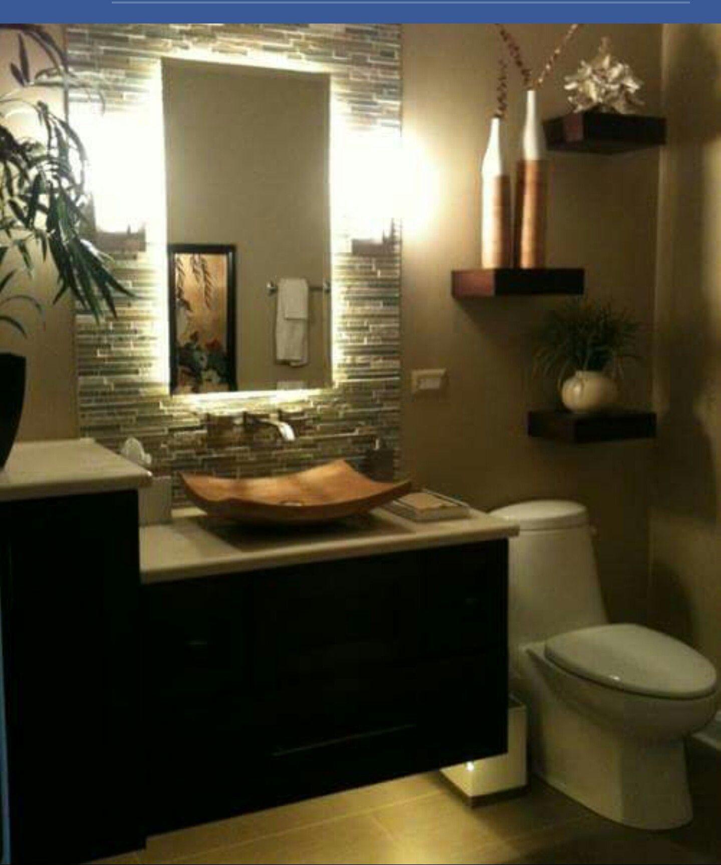 Pin de Southern & Gemini en Bathroom Obsession   Pinterest   Cuarto ...