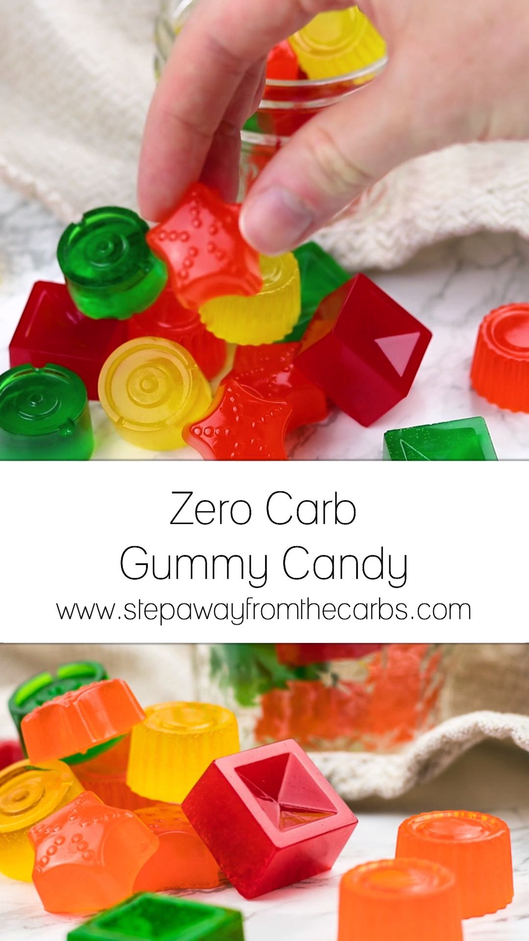 Zero Carb Gummy Candy These zero carb gummy candie