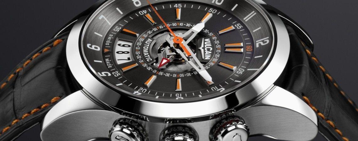 New Vulcain Cricket REVOLUTION - Monochrome Watches