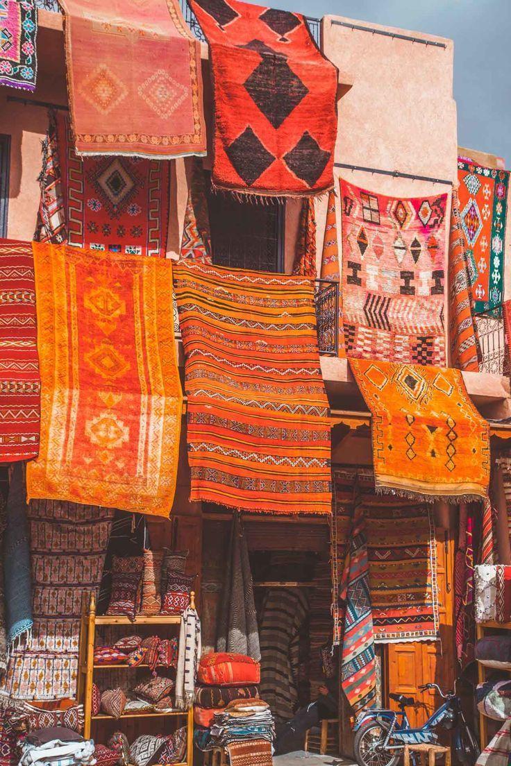 Un Voyage Visuel Magique A Travers Le Maroc In 2020 Medina Marrakech Morocco Marrakech