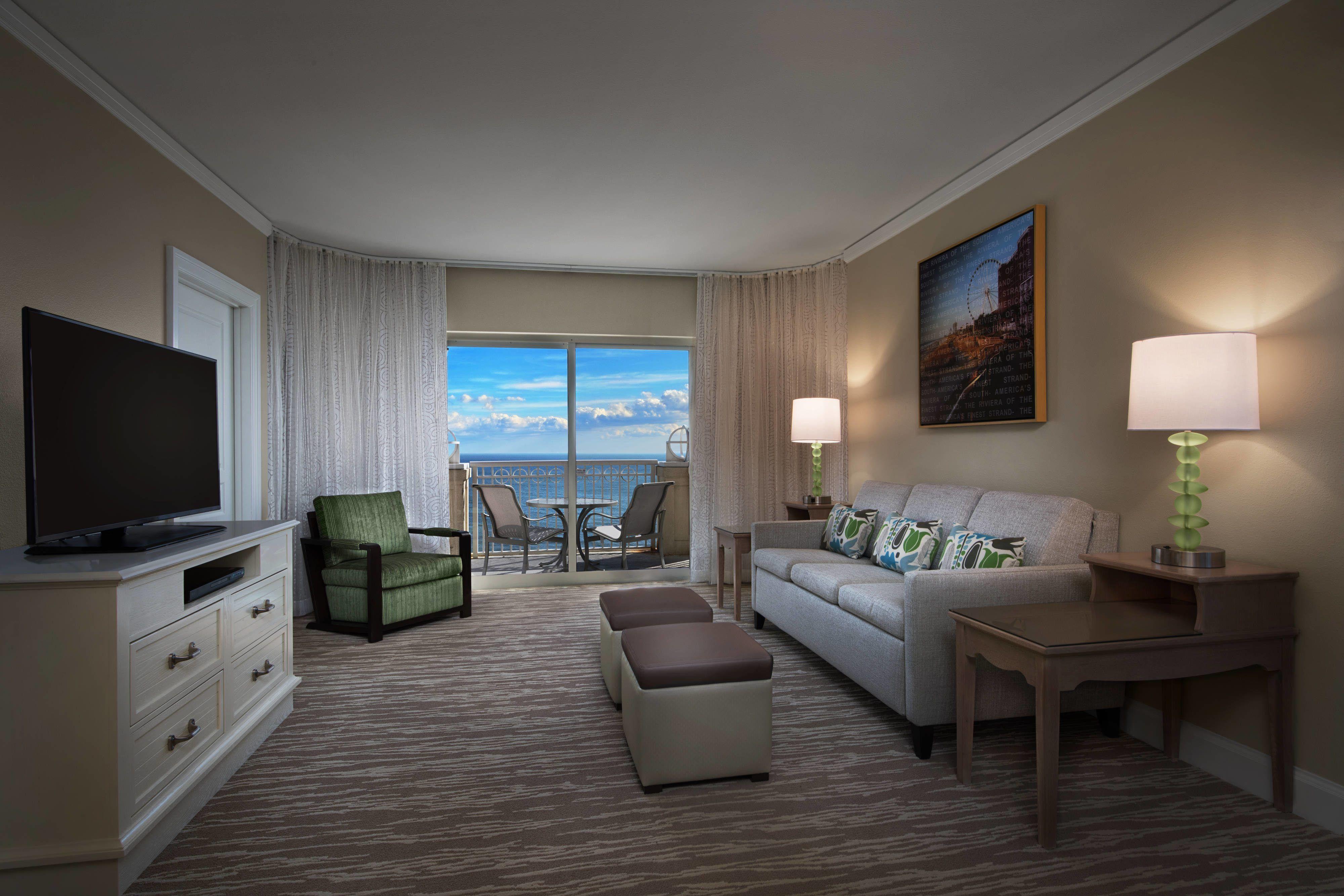 Marriott S Oceanwatch Villas At Grande Dunes Oceanfront Villa