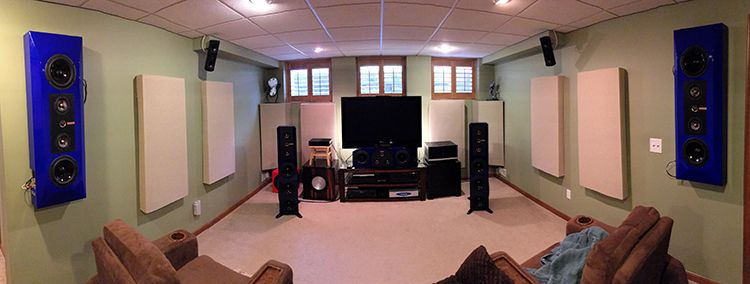 Starke Sound Halo Elite 5 1 Home Theater Speaker System Review