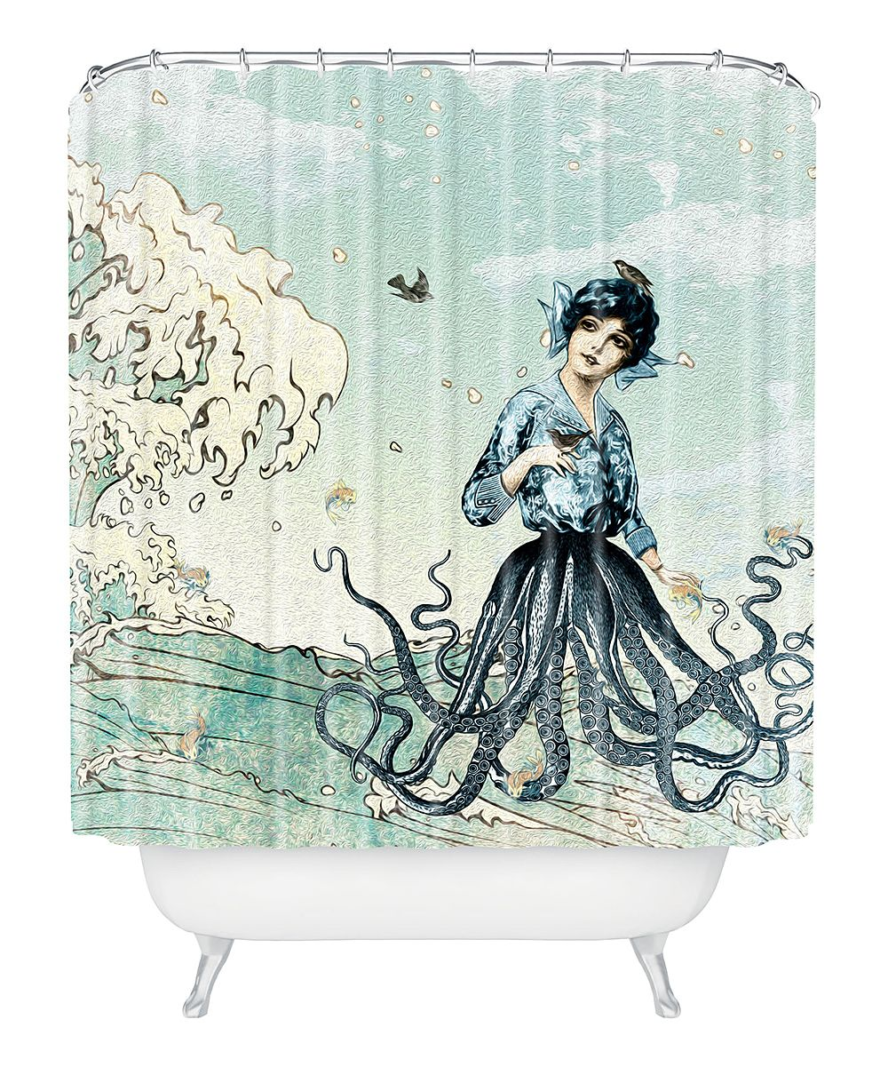 Sea Fairy Shower Curtain Something Special Every Day Kinda