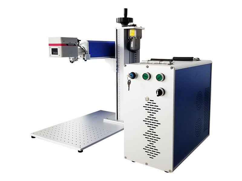100w Laser Metal Engraving Machine With Ipg Fiber Laser For Sale Metal Engraving Machine Metal Engraving Laser Engraving Machine