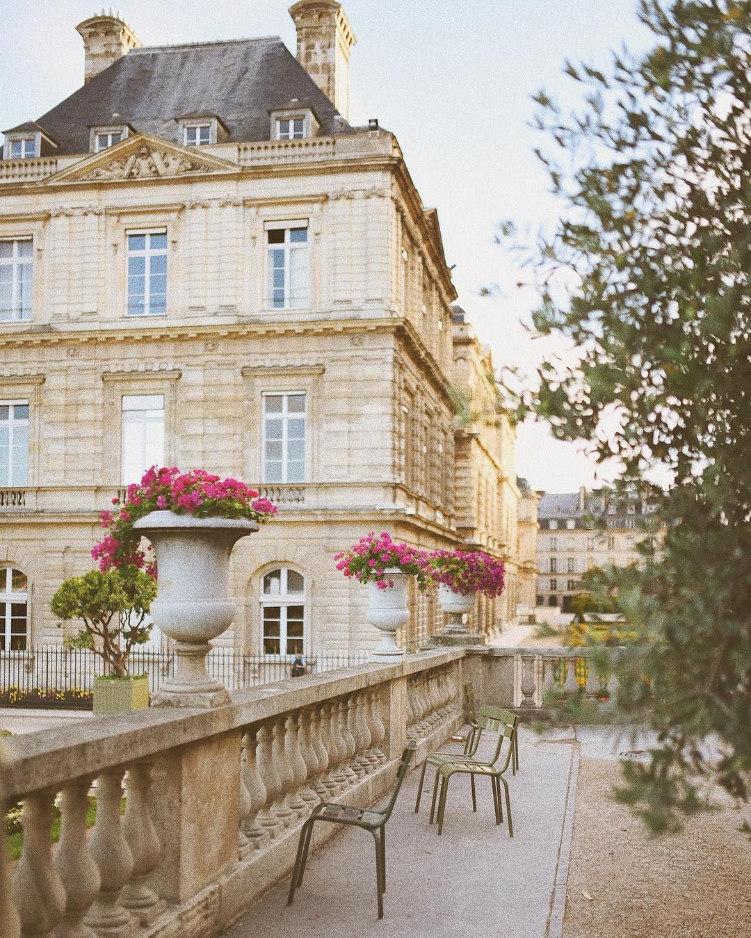 My Name Is Anna On Instagram 7 41 A M Jardin Du Luxembourg