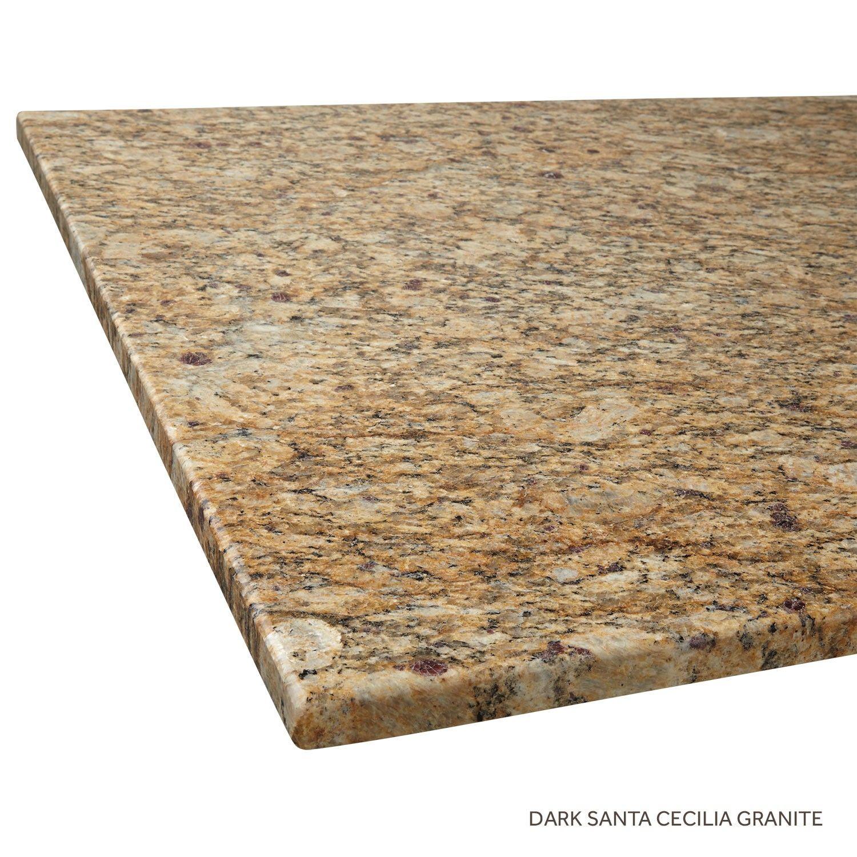 31 X 19 Narrow Depth Granite Vessel Sink Vanity Top With Images