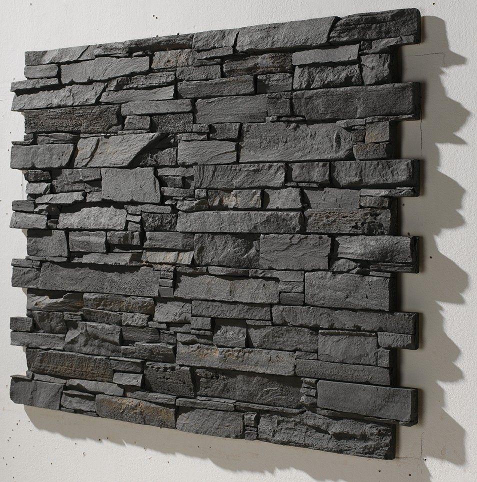 Pin Von Simon Muller Auf Kunststein Wandverkleidung Typ Pizarra Andes Farbe Grau Wandpaneele Steinoptik Wandverkleidung Steinoptik Steinverkleidung