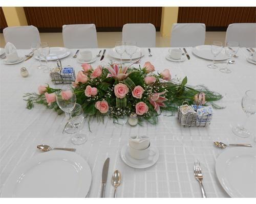 Arreglo para tus mesas centro de mesa para boda flores - Arreglos de flores para bodas ...