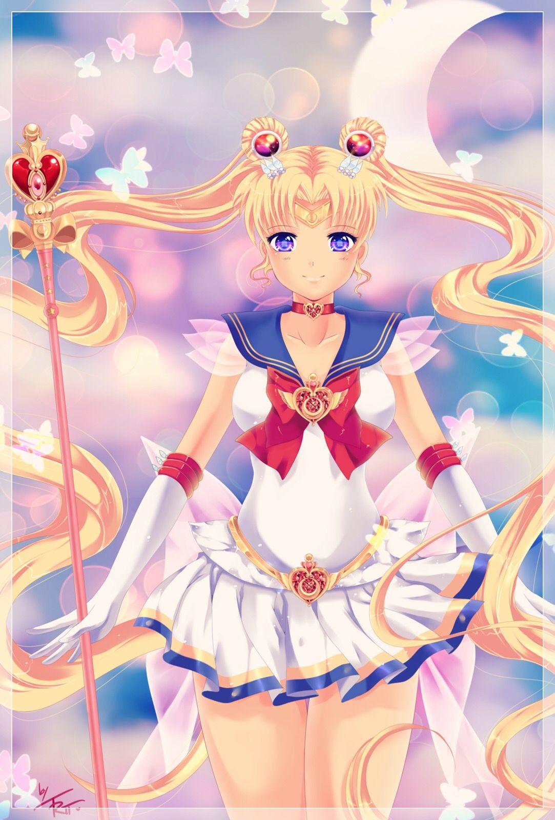 Pin de Val2187 en Sailor moon !!! ️ Sailor moon