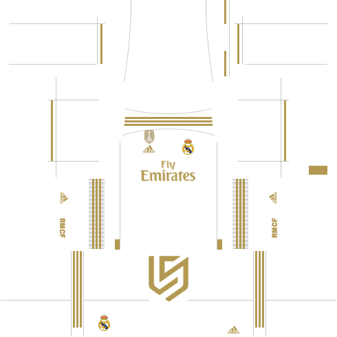 Real Madrid Kits 19 2020 For Dream League Soccer 2019 Real Madrid Kit Real Madrid Real Madrid Home Kit