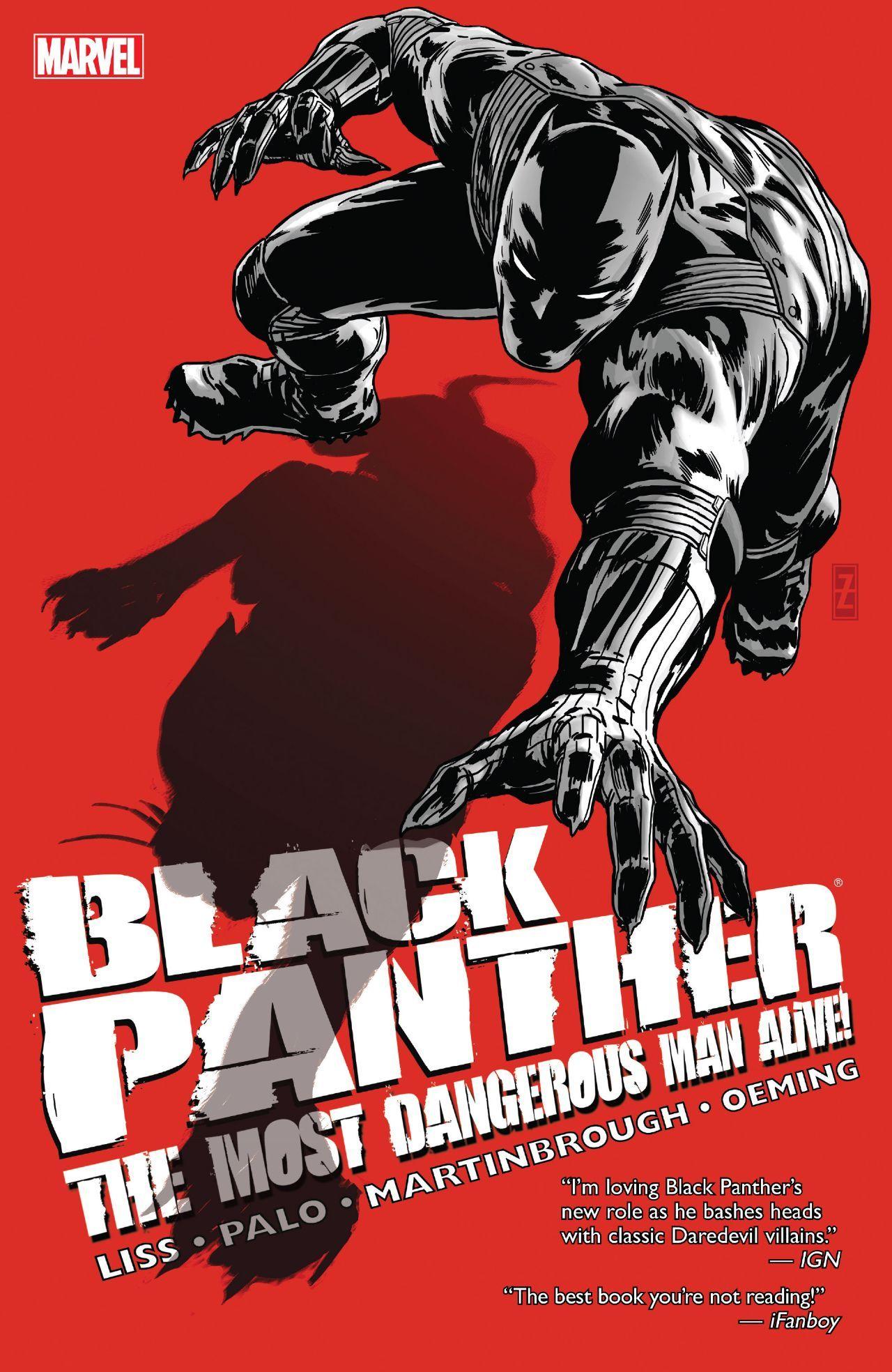 Black Panther The Most Dangerous Man Alive The Kingpin Of Wakanda Pantera Negra Marvel Comics Pantera