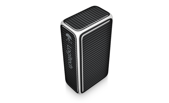 Logitech Cube Mouse With A Noncubic Shape See