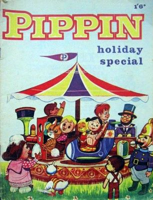 Comics Uk Pippin Holiday Specials 1967 Back In The Day Comics