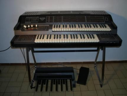wersi orgel alpha digital dx 350 in saarland beckingen musikinstrumente und zubeh r. Black Bedroom Furniture Sets. Home Design Ideas