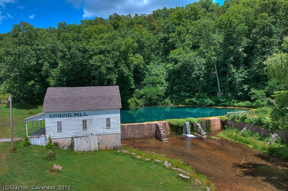 Spring mill near batesville arkansas i was raised 5