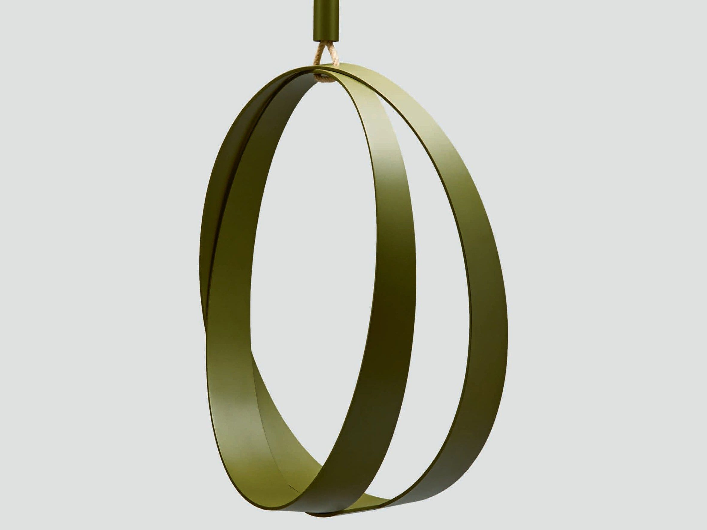 Metal Garden Hanging Chair Ring O By Da A Design Saverio