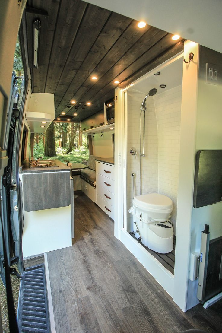 Photo of Logan | Camper van conversion diy Van life Van interior Sprinter Van Conversion …