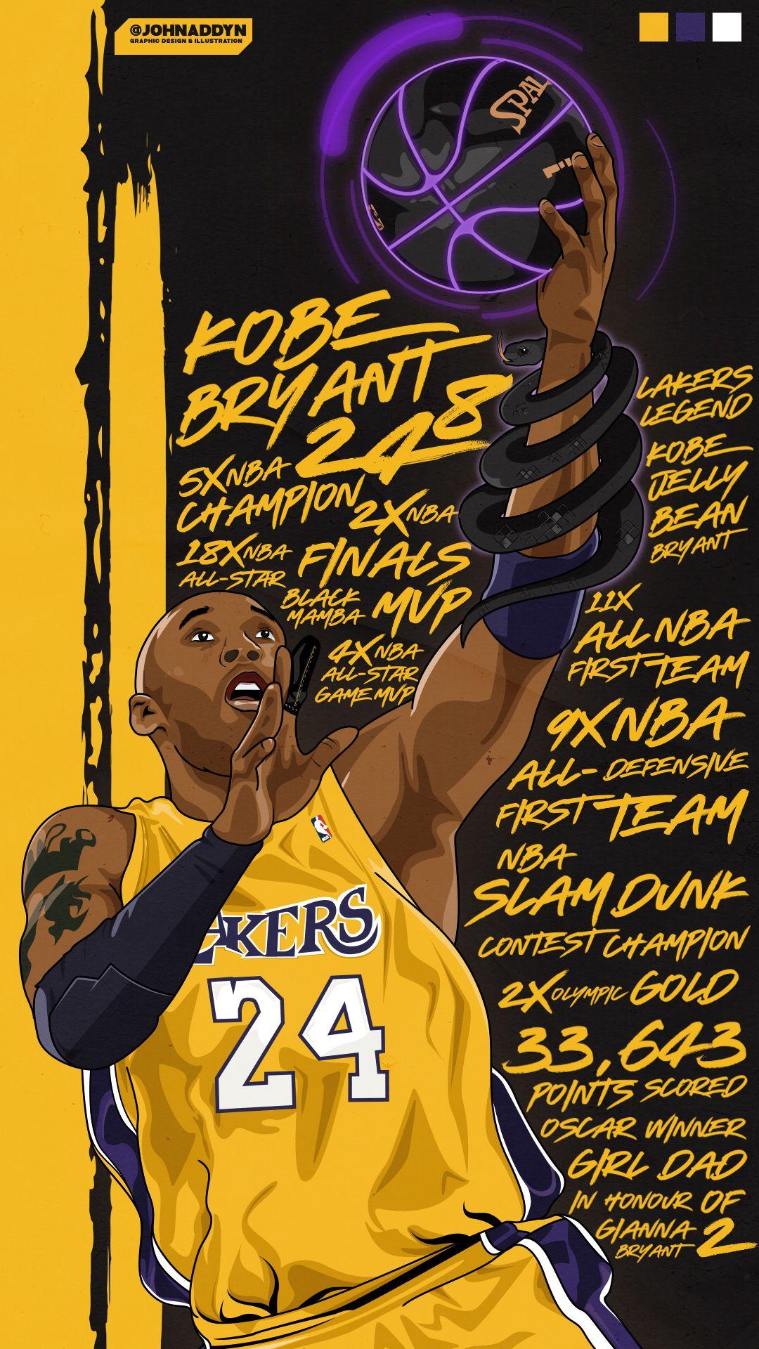 Kobe wallpaper in 2020 Kobe bryant wallpaper, Kobe
