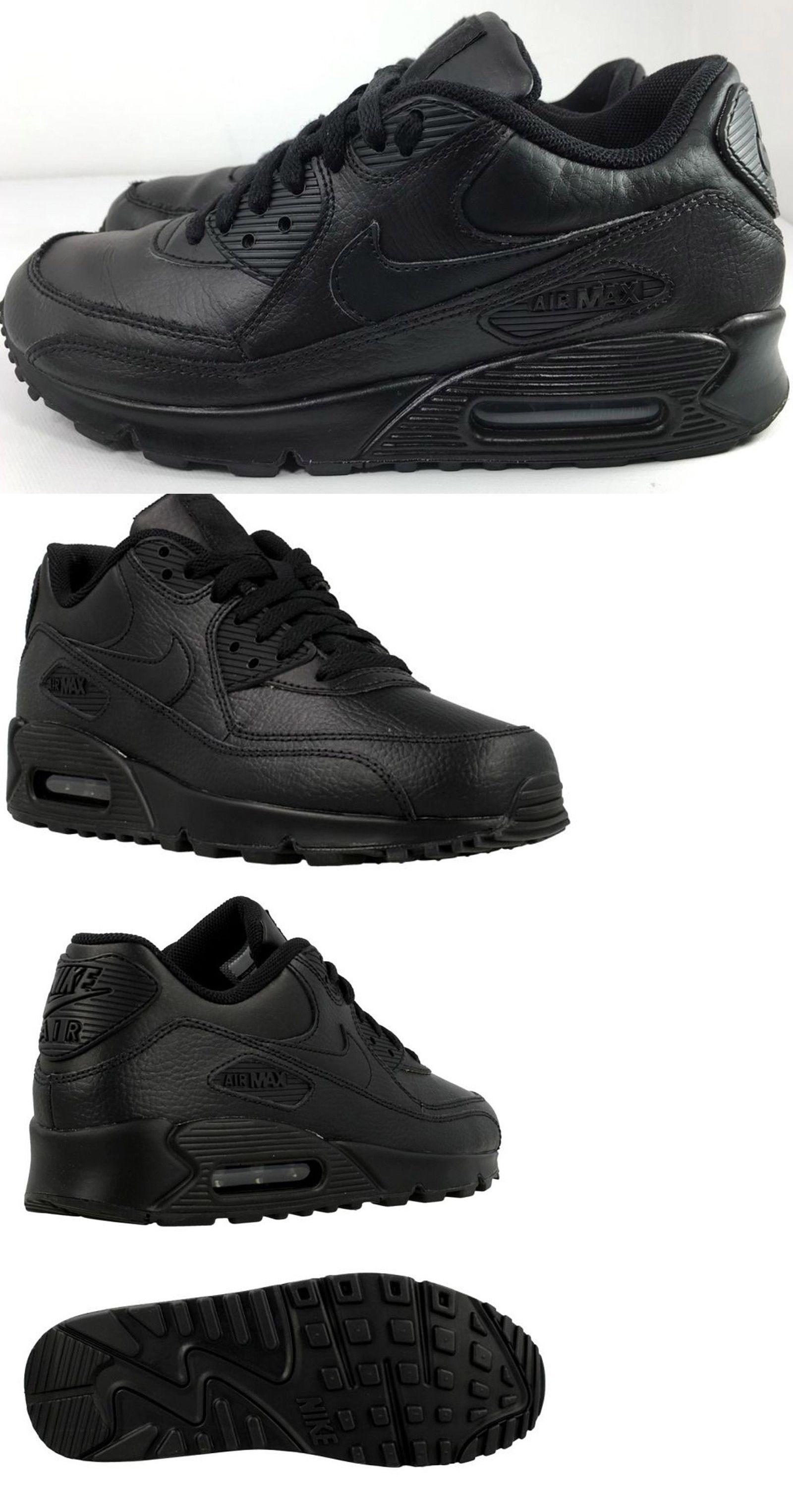 photos à vendre Nike Air Max 90 Cuir Noir D'achat Ebay sortie 2014 nouveau magasin d'usine Livraison gratuite Finishline Vente chaude v1LS5jBtQ