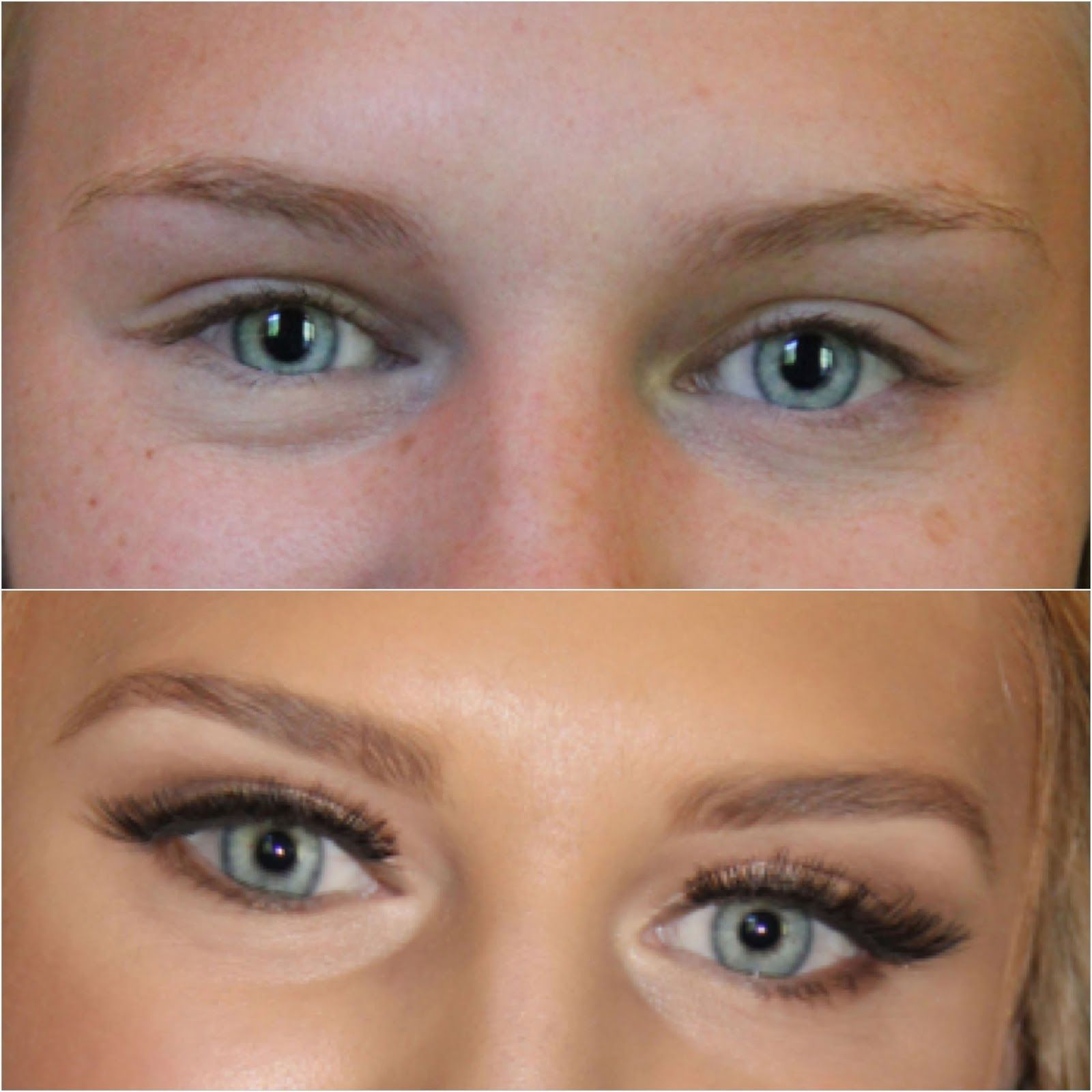 makeup for hooded eyes Fix yo face Best eyebrow