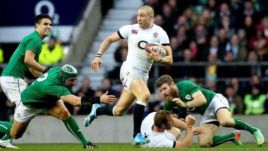 Schmidt Brown Changed The Game Http Rugbycollege Co Uk England Rugby Schmidt Brown Changed The Game England Players Rugby England Rugby