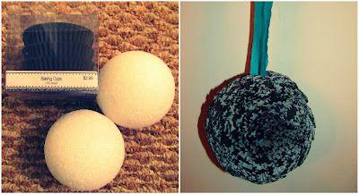 Southern Belle Soul, Mountain Bride Heart: Fun Multipurpose DIY Pom Pom Mobile/Chandelier (DIY Pom Pom Mobile/Chandelier Project)