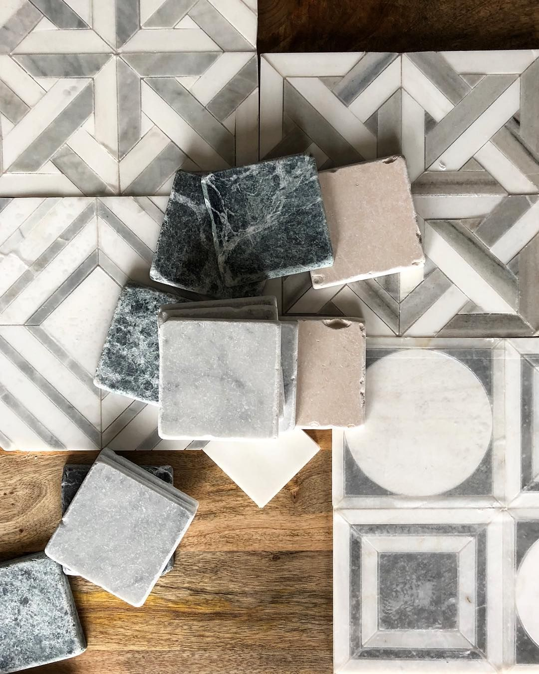 I Think I Have A Marble Obsession Well I Know I Have Here S A Few Newbies That Ll Be Hitting Our Collection In A Coup Mandarin Stone Stone Tile Wall Marble