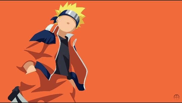 Naruto Uzumaki Minimalist Wallpaper Anime Anime Naruto Wallpaper Naruto Shippuden