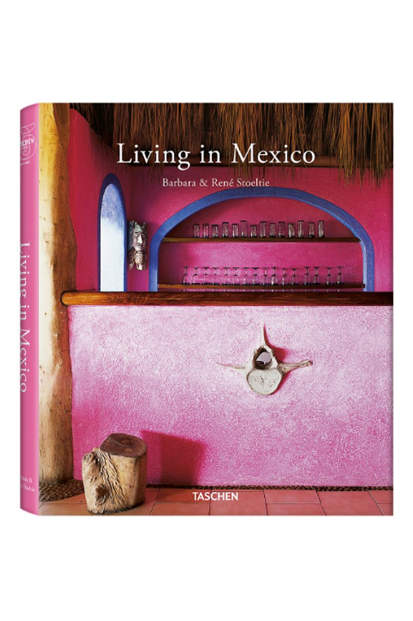 Living In Mexico Coffee Table Book 15 00