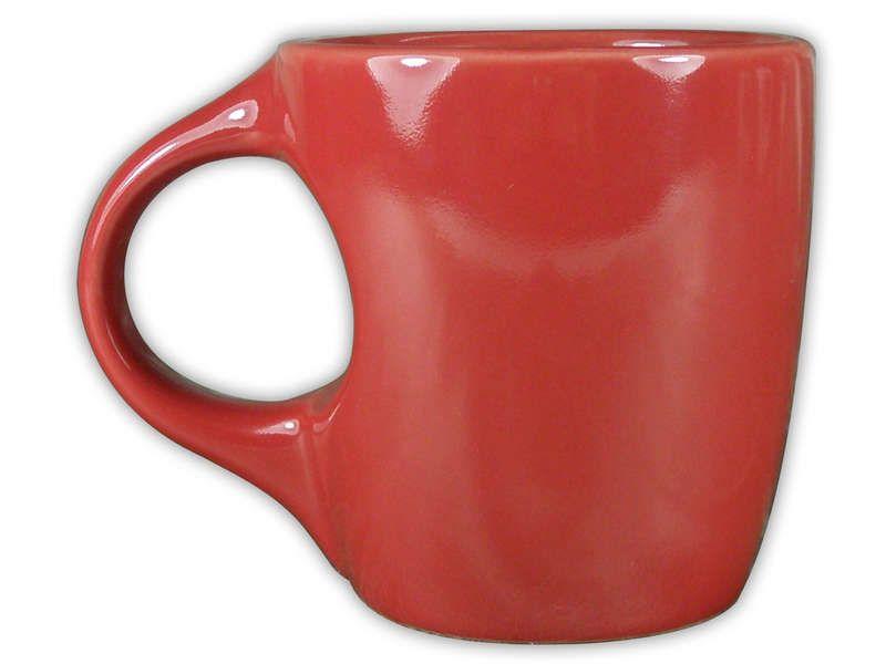 Mug 20 Cl Sen Coloris Rouge Marque Conforama Prix