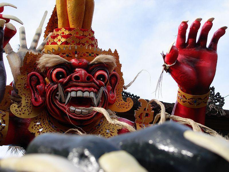 The Bali Nyepi day - News - Bubblews