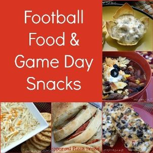 Football Food & Game Day Recipes #charlestoncheesedips