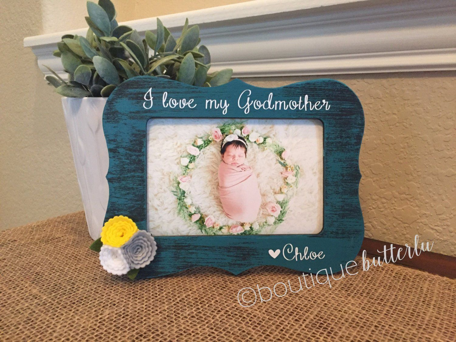 Godmother gift godfather gift frame personalized gift from godmother gift godfather gift frame personalized gift from godchild gift for godmother about jeuxipadfo Image collections