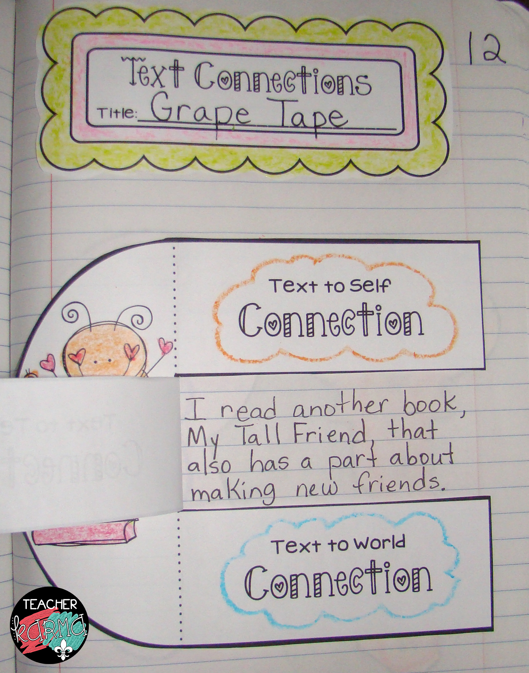 - Interactive Reading Notebook * Book Reports & Comprehension