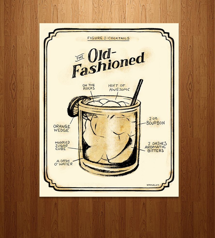 Old Fashioned Custard Drink