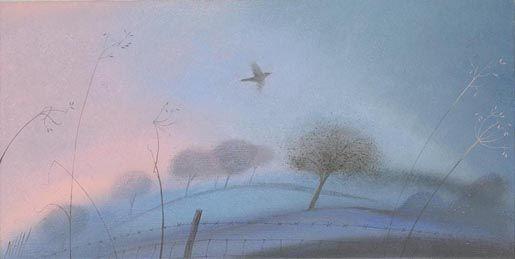 """Nicholas Hely Hutchinson, """"Frozen Dawn"""""""