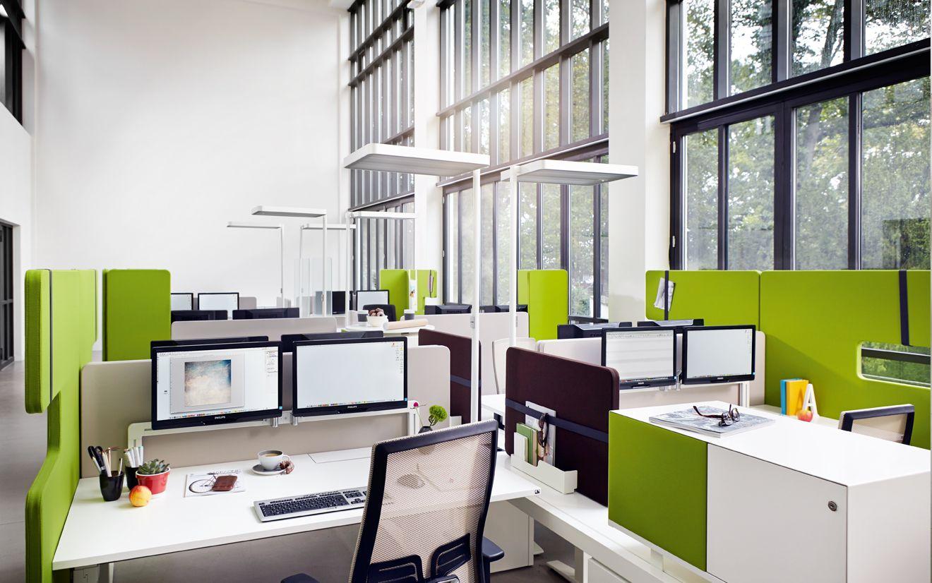 TEAM.WORK.SPACE - König + Neurath AG Büromöbel-Systeme | personal ...
