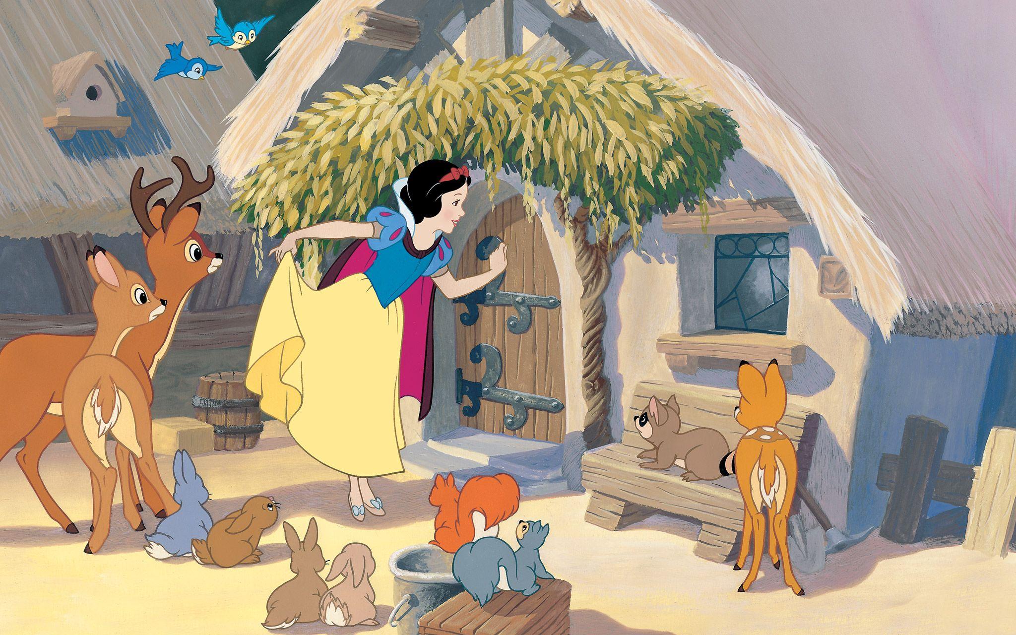Snow White S Story
