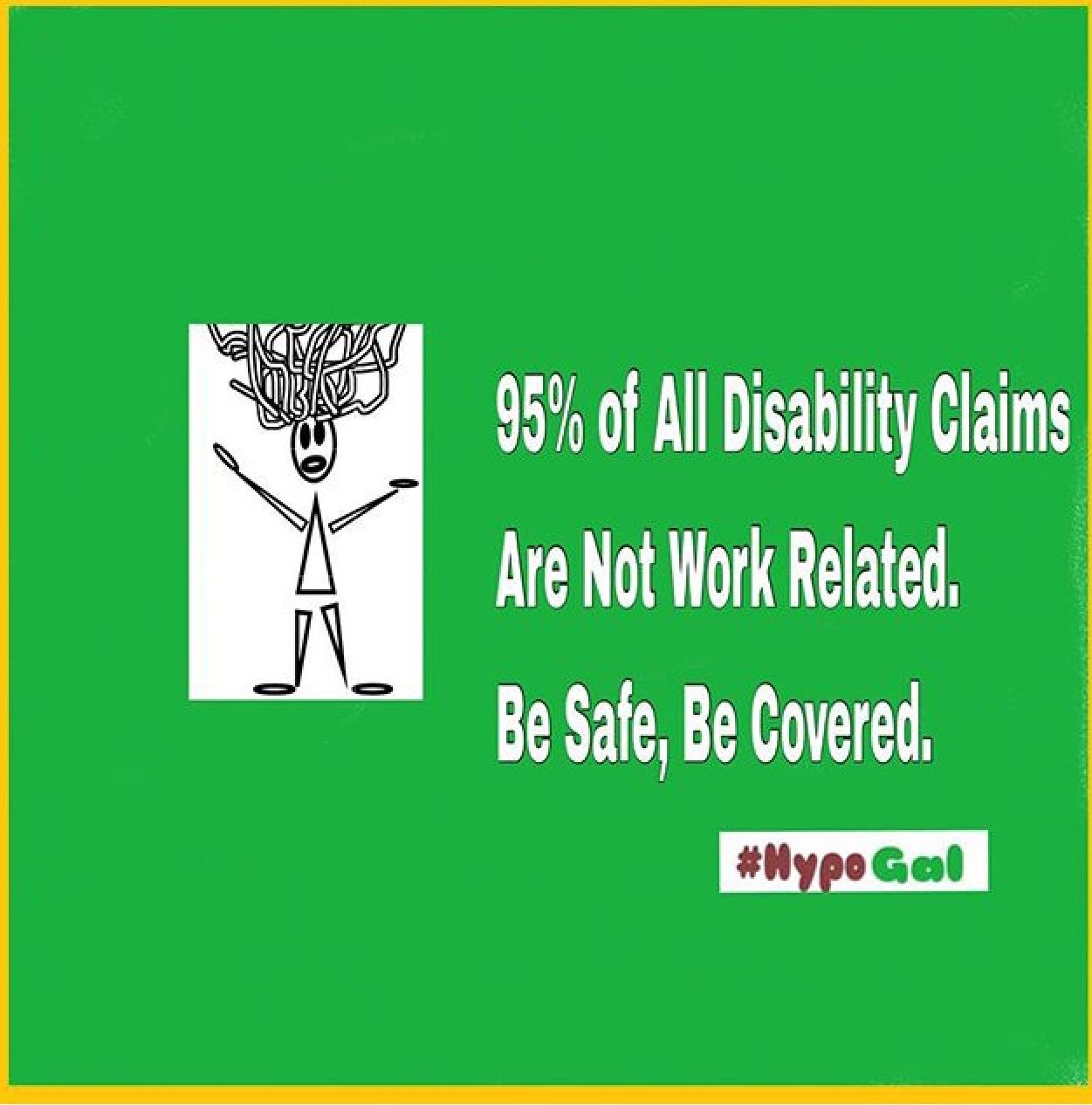Disabilityfacts hypogal work injury disability