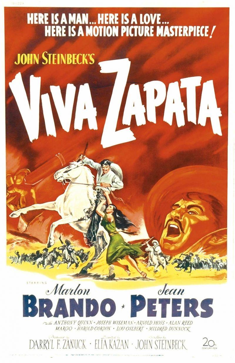 Viva Zapata 1952 Film Afisleri Film