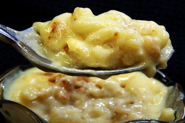 Greek Rice Pudding Rizogalo) Recipe | Greek rice pudding ...