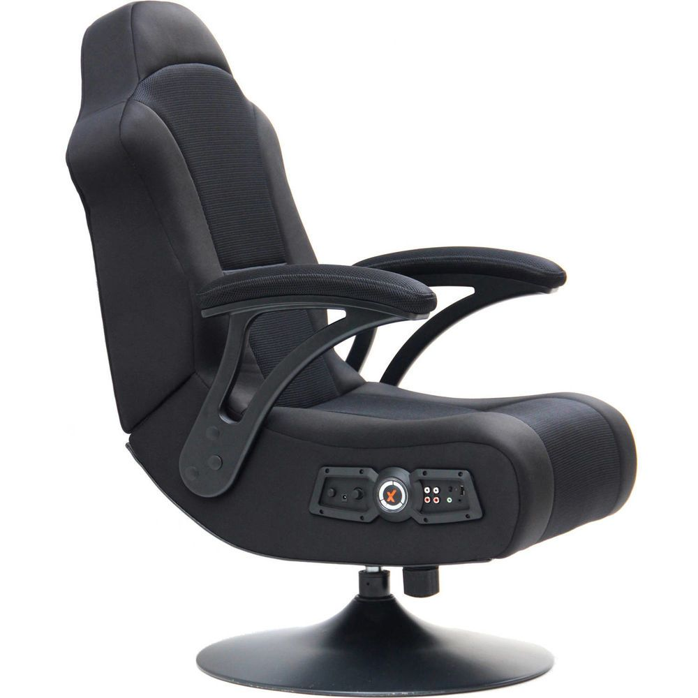 Bon PS4 Gaming Chair With Speakers Bluetooth XBox One PS3 PC Computer Video  Rocker #PS4GamingChair